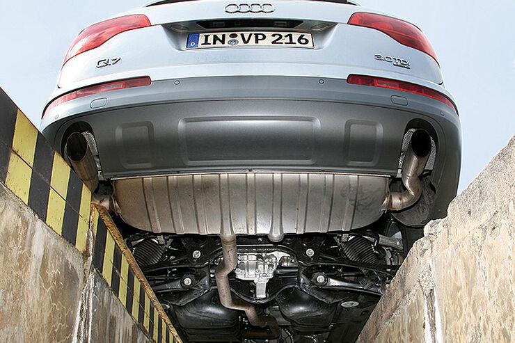 Audi Q7 3.0 TDI 4wheelfun-Supertest