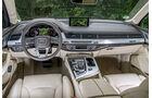 Audi Q7 3.0 TDI, Cockpit