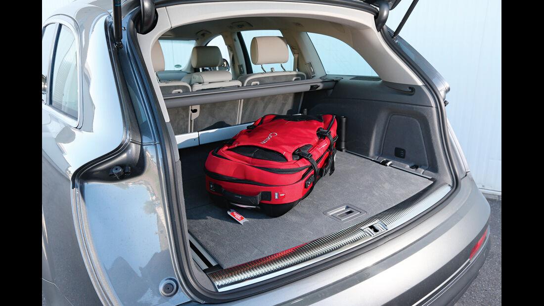 Audi Q7 3.0 TDI, Kofferraum