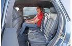 Audi Q7 3.0 TDI Quattro, Fondsitz, Beinfreiheit