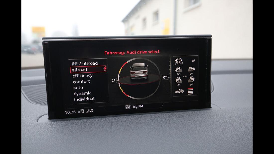 Audi Q7 3.0 TDI Quattro, Infotainment