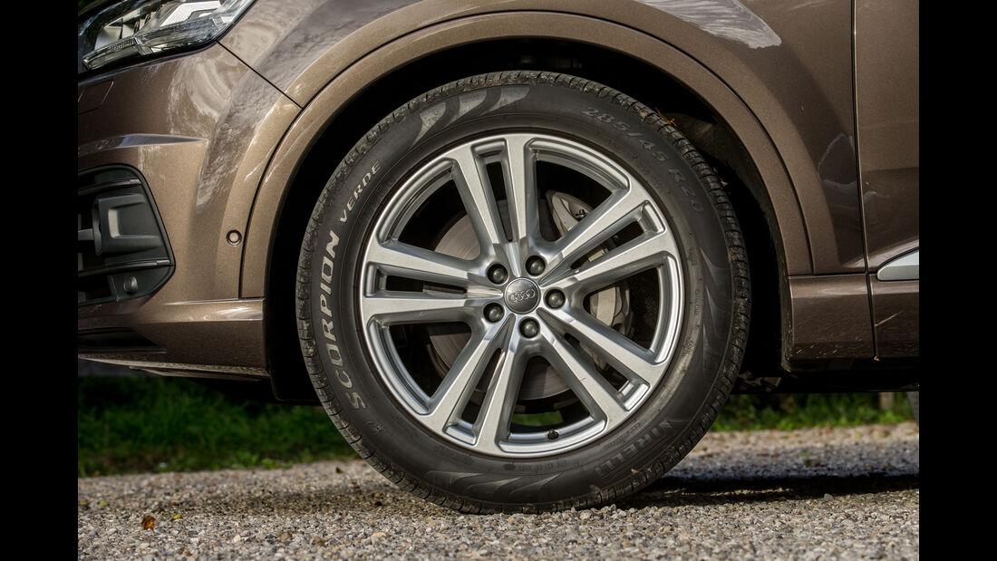 Audi Q7 3.0 TDI, Rad, Felge