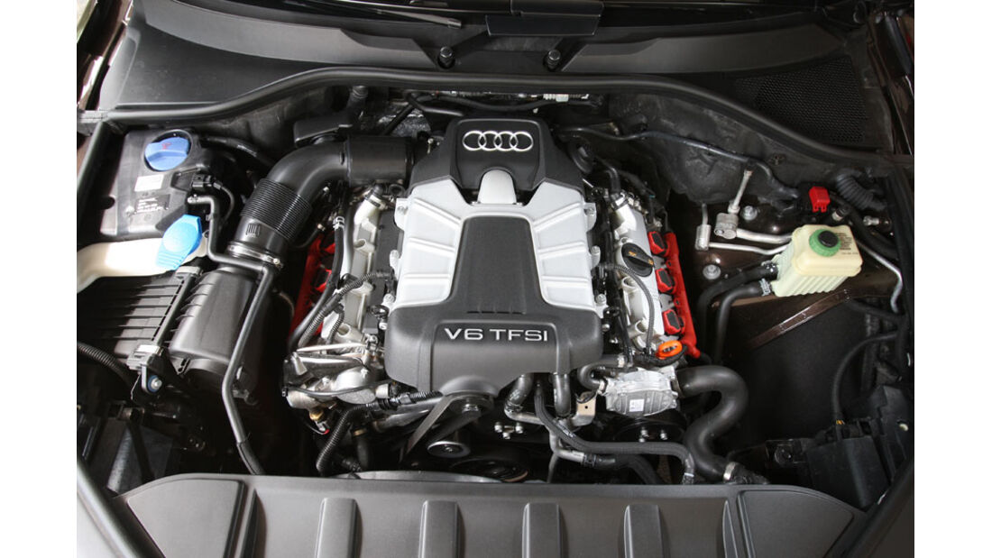 Audi Q7 3.0 TFSI Quattro, Motor