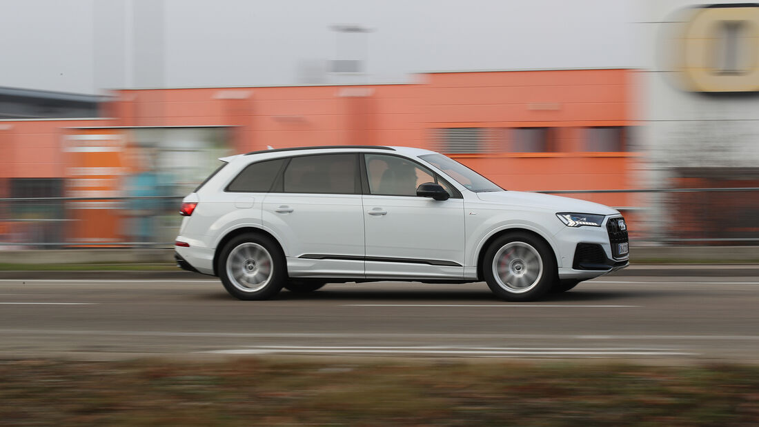 Audi Q7 60 TFSI e, Exterieur