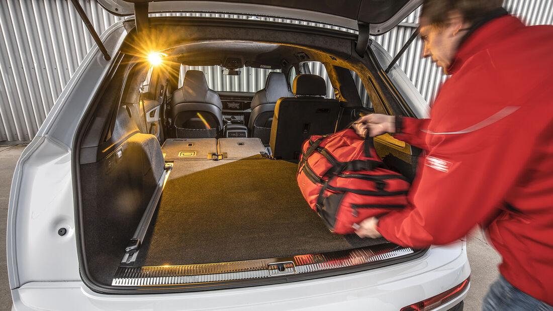 Audi Q7 60 TFSI e, Interieur
