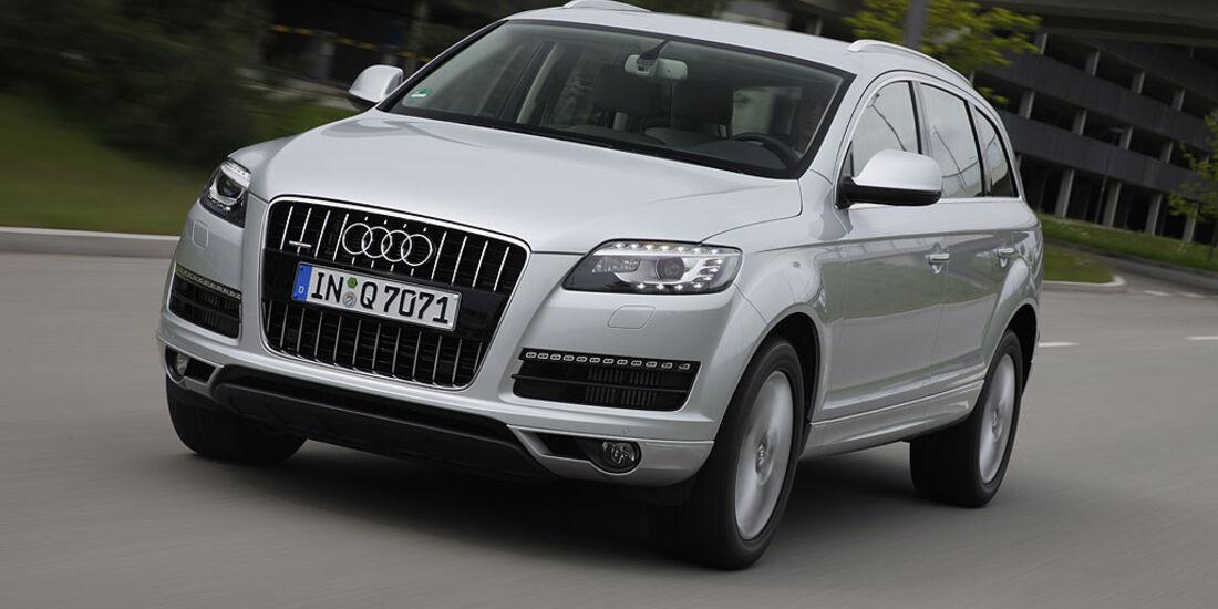 Audi Q7 Diesel Fahrbericht