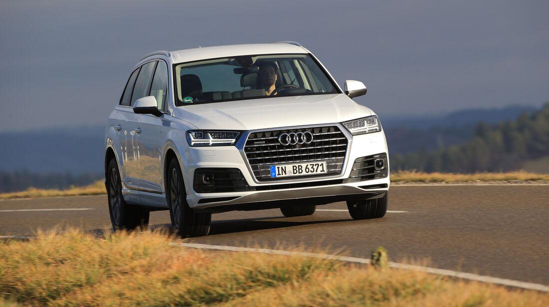 Audi Q7, Exterieur