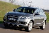 Audi Q7, Frontansicht