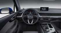 Audi Q7 geleaked