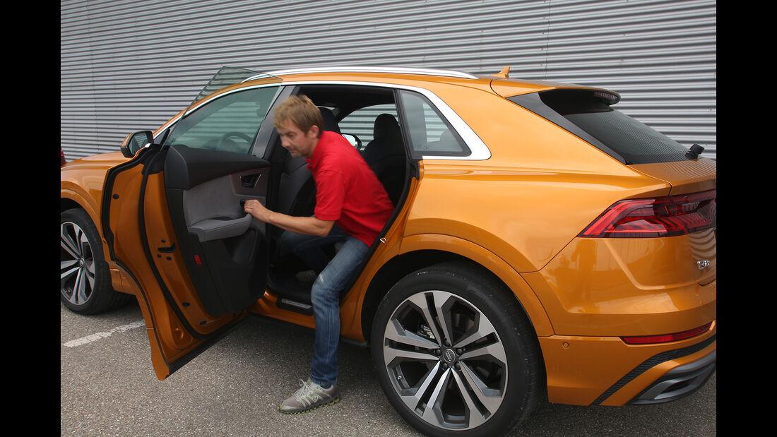 Audi Q8 50 TDI Quattro, Exterieur