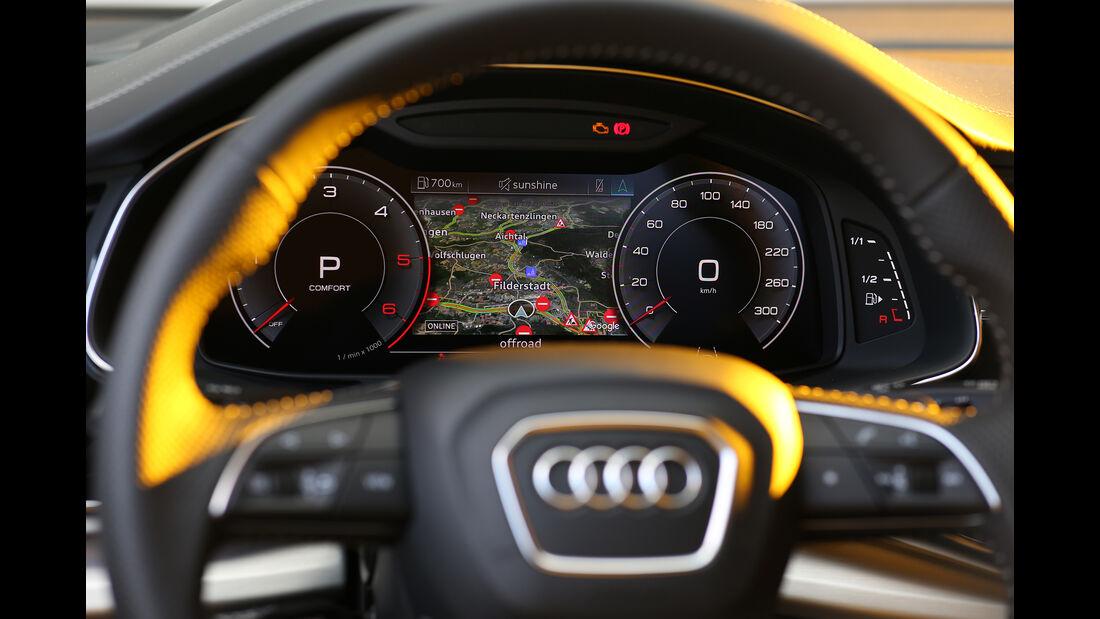 Audi Q8 50 TDI Quattro, Interieur