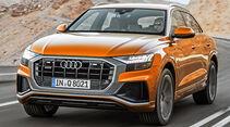 Audi Q8, Best Cars 2020, Kategorie K Große SUV/Geländewagen