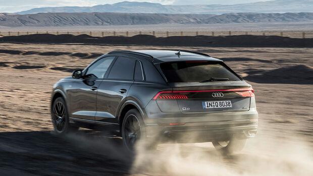 Audi Q8 Fahrbericht