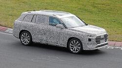Audi Q9 Erlkönig