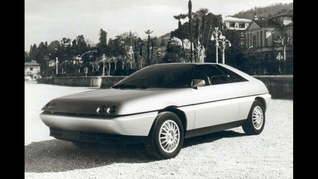 Audi Quartz Pininfarina Studie