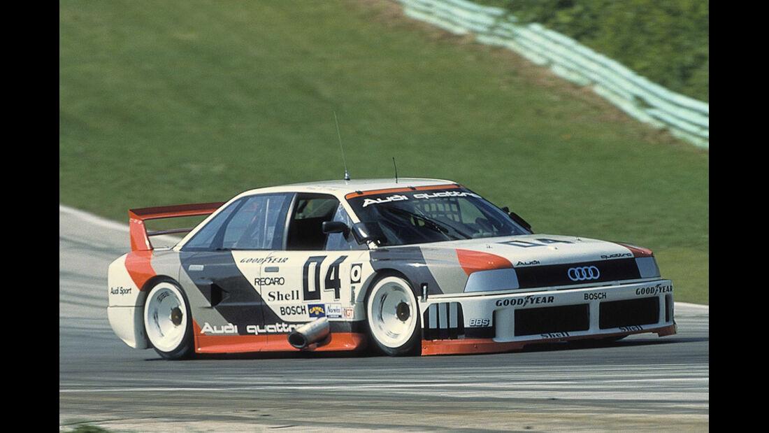 Audi Quattri Imsa GTO