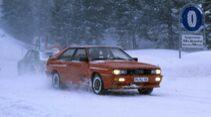 Audi Quattro (1980) Turracher Höhe