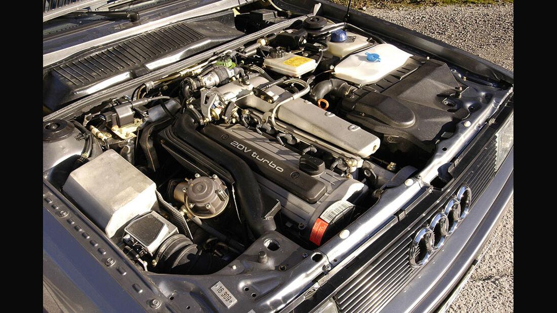 Audi Quattro 20V