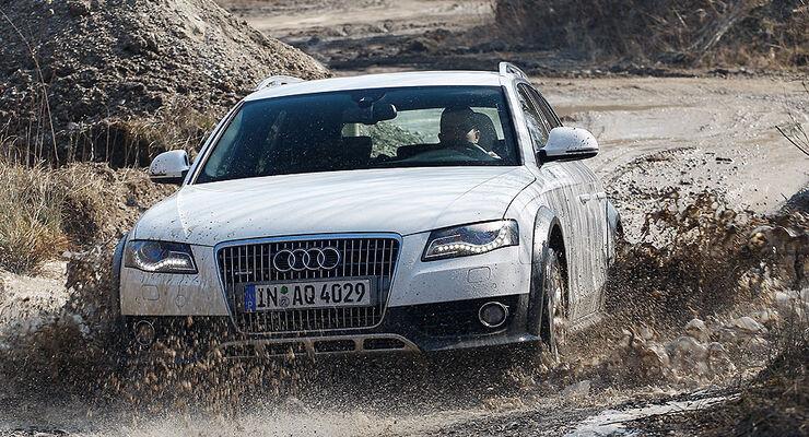 Audi Quattro-Antrieb, Audia A4 Allroad