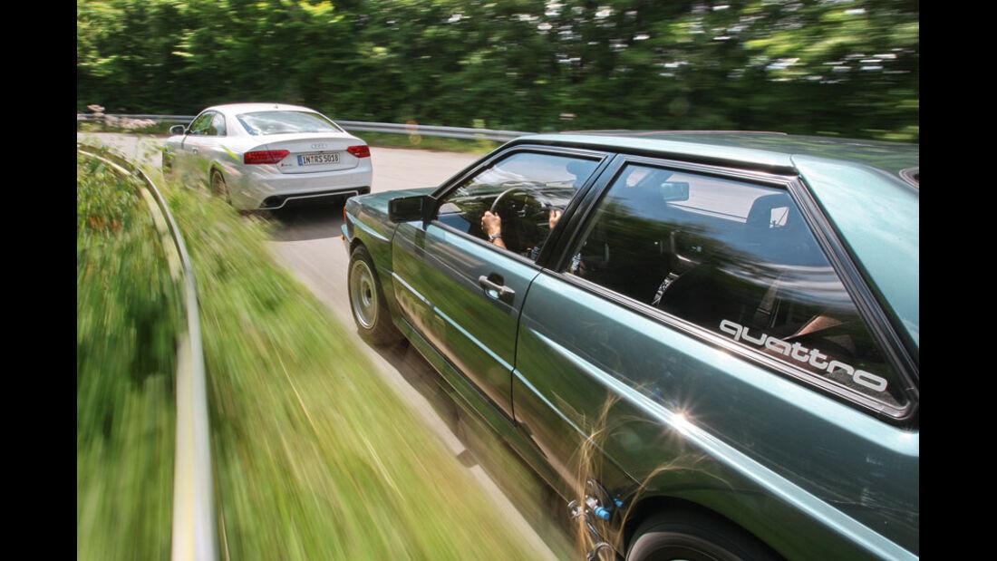 Audi Quattro, Audi RS5