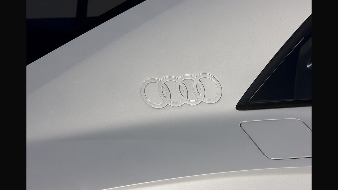 Audi Quattro Concept, C-Säule
