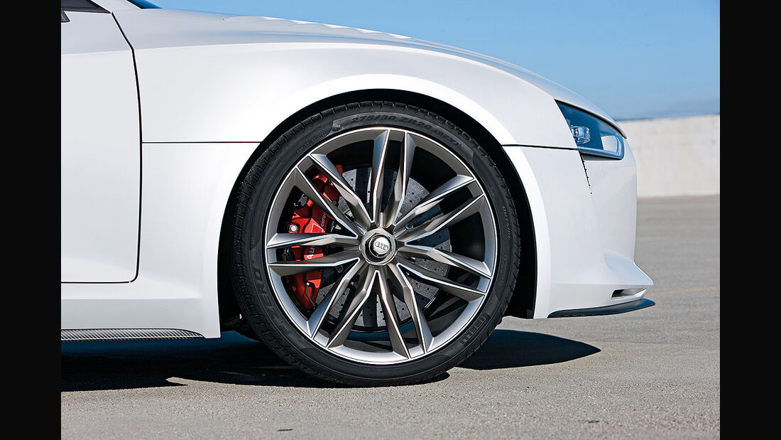 Audi Quattro Concept, Felge