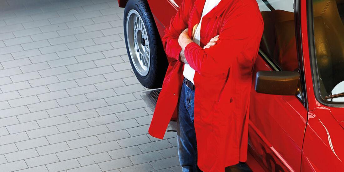 Audi Quattro, Hans Vierlbeck