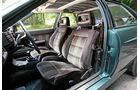 Audi Quattro, Innenraum, Sitze