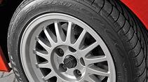 Audi Quattro, Rad, Felge