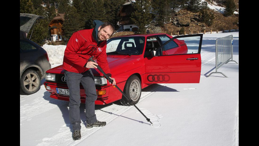Audi Quattro, Sebastian Renz