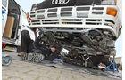 Audi Quattro, Service