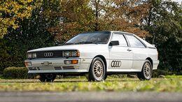 Audi Quattro Turbo 1982