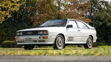 Audi Quattro Turbo 1982