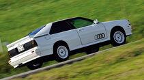 Audi Quattro, Typ 857, Baujahr 1986