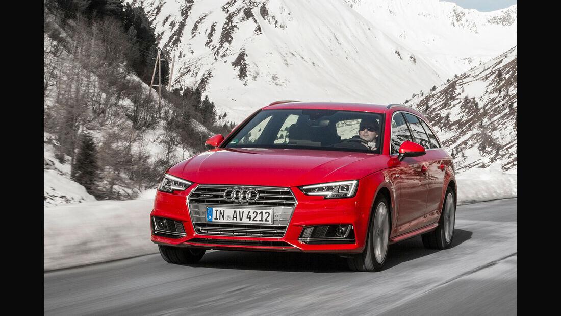 Audi Quattro Ultra Allradantrieb