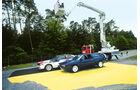 Audi Quattro, VW Scirocco, Allrad, Rallye