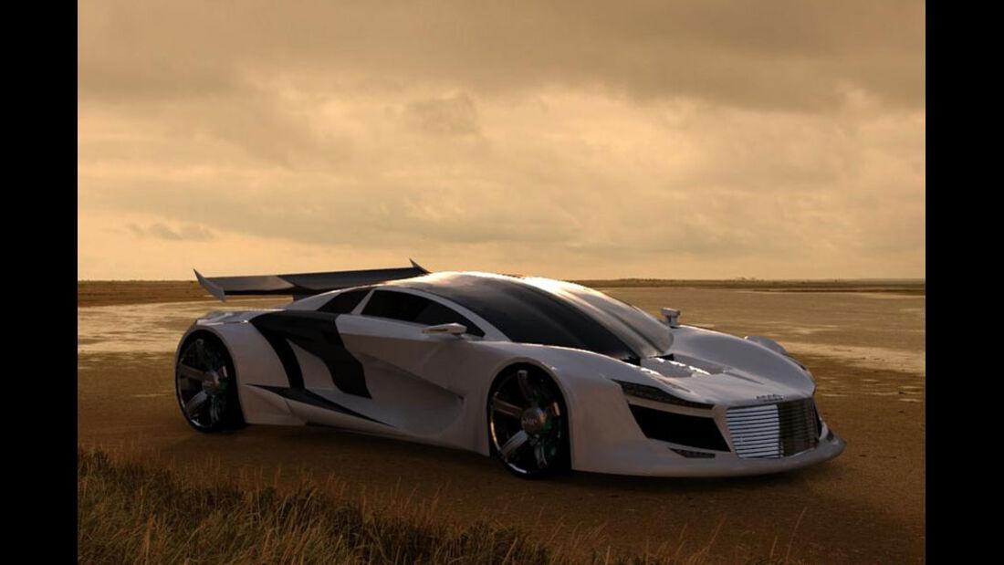 Audi R10 Studie
