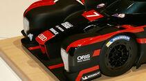 Audi R18 (2017) - Le Mans - WEC - Sportwagen-WM - Rennwagen - Detail Front