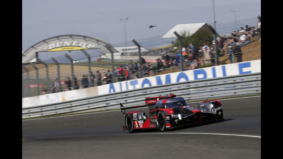 Audi R18 - 24h Le Mans - Sonntag - 19.06.2016