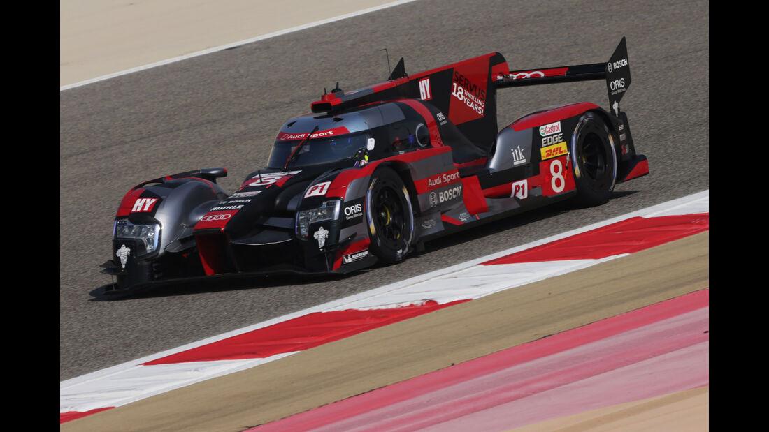 Audi R18 - Bahrain 2016