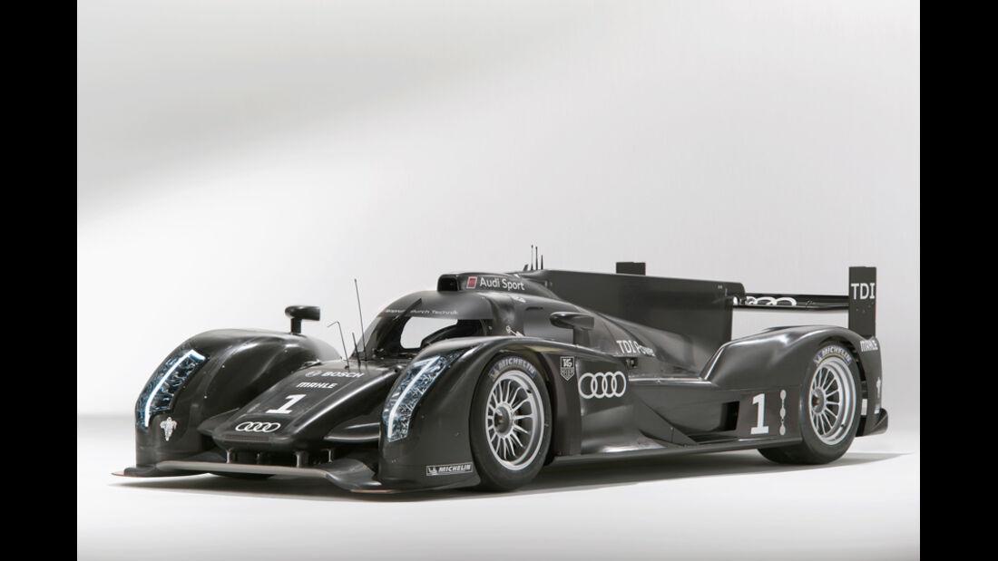 Audi R18 LMP1 2011