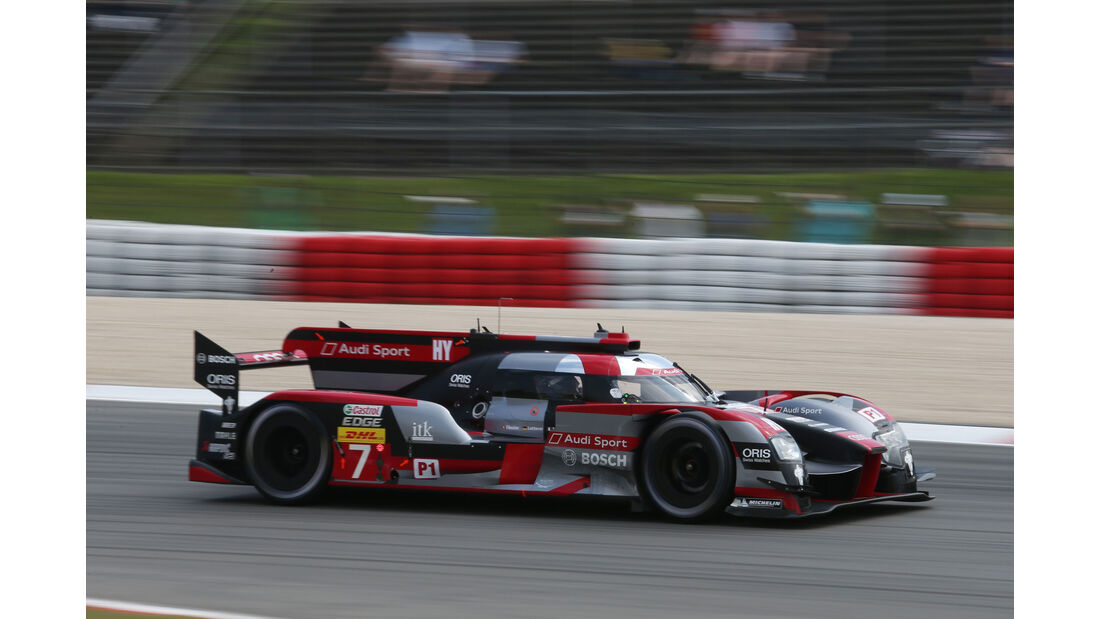 Audi R18 - Nürburgring 2016 - Rennwagen