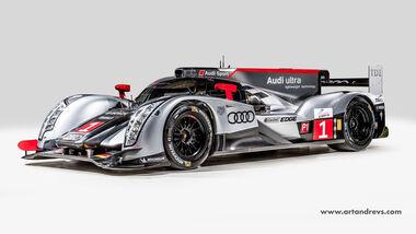 Audi R18 TDI Ultra
