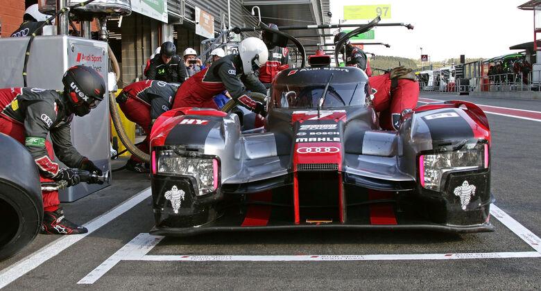 Audi-Abschied aus Le Mans