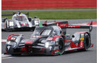 Audi R18 - WEC - LMP1 - Technik - Silverstone 2016