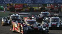 Audi R18 - di Grassi, Duval, Jarvis - WEC - Sportwagen-WM - Bahrain 2016