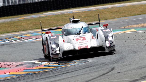 Audi R18 e-tron quattro - 24h Le Mans 2014
