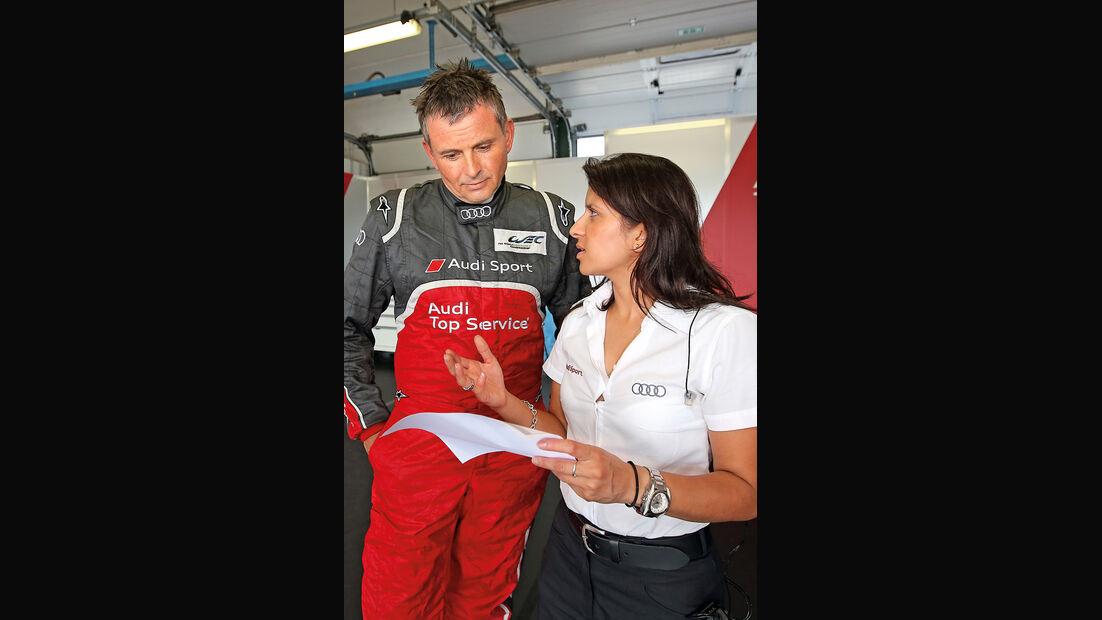 Audi R18 e-tron quattro, Leena Gade