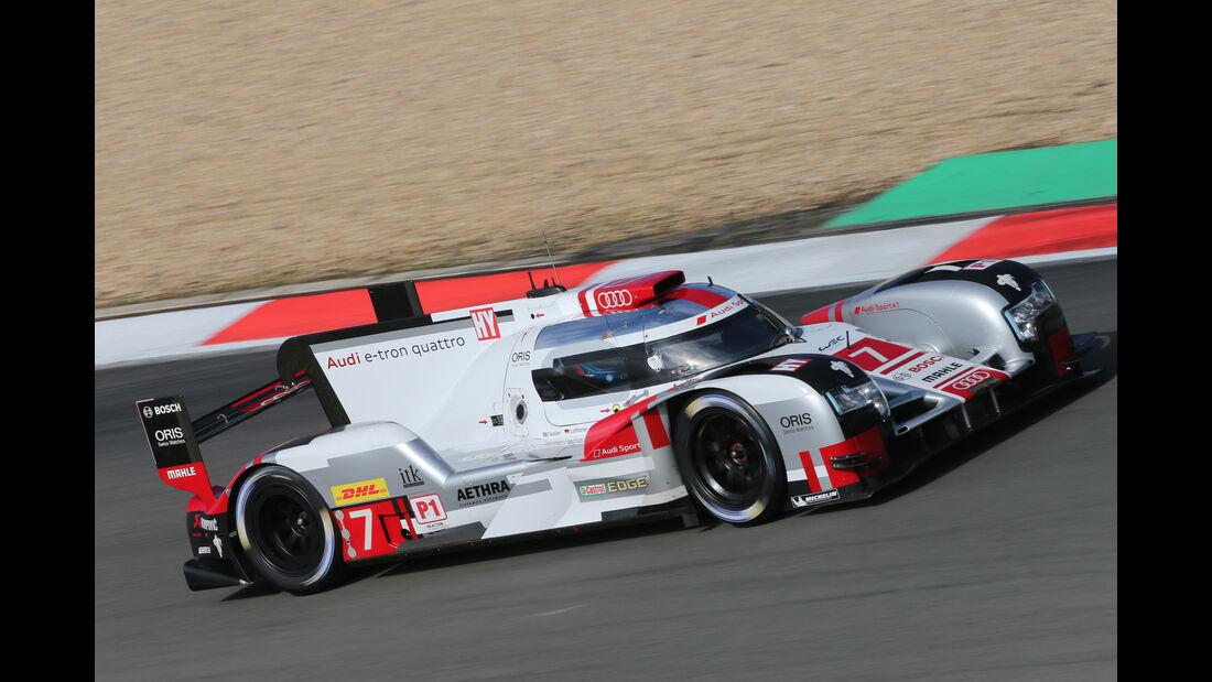 Audi R18 e-tron quattro - WEC Nürburgring 2015