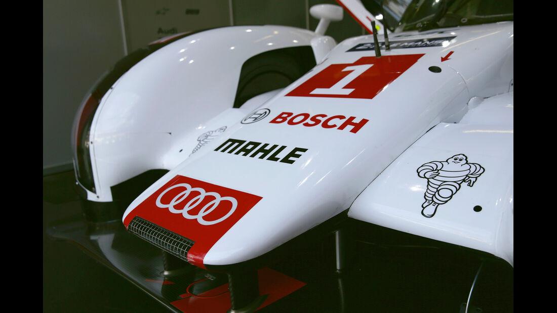 Audi R18 etron - LMP1 2014